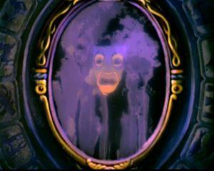 Is John Lewis' mirror like Disney's magic mirror?