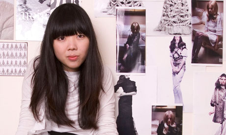 Fashion writer Susanna Lau, author of the Stylebubble blog. Photograph: Karen Robinson